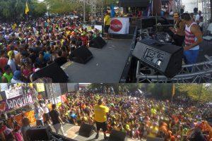 Carnavales Penonome 2016
